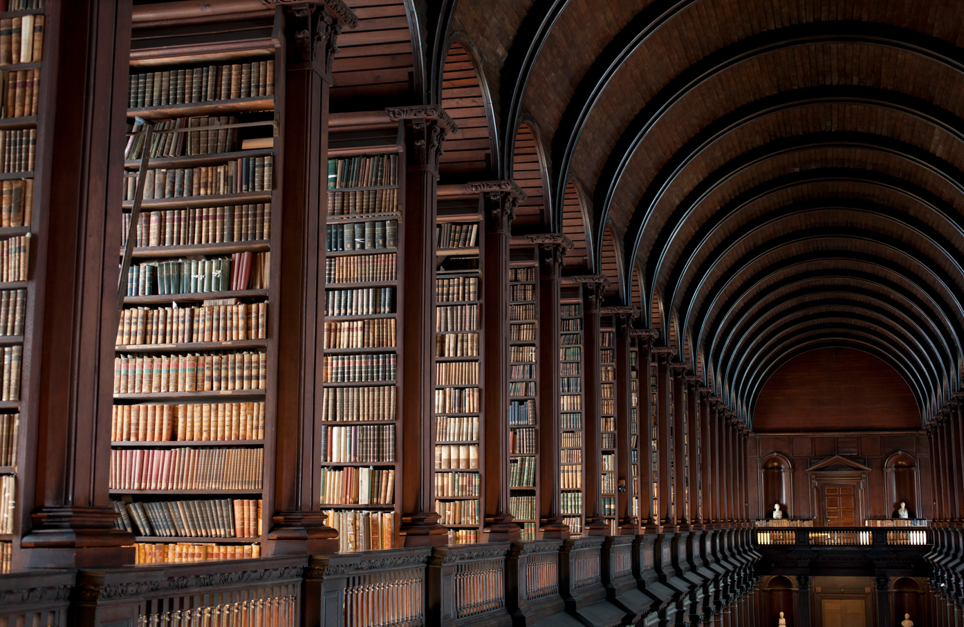 Trinity College Library Dublin Ireland Trinity College Library