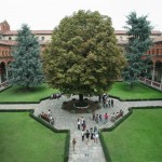 Catholic University Library of Milan