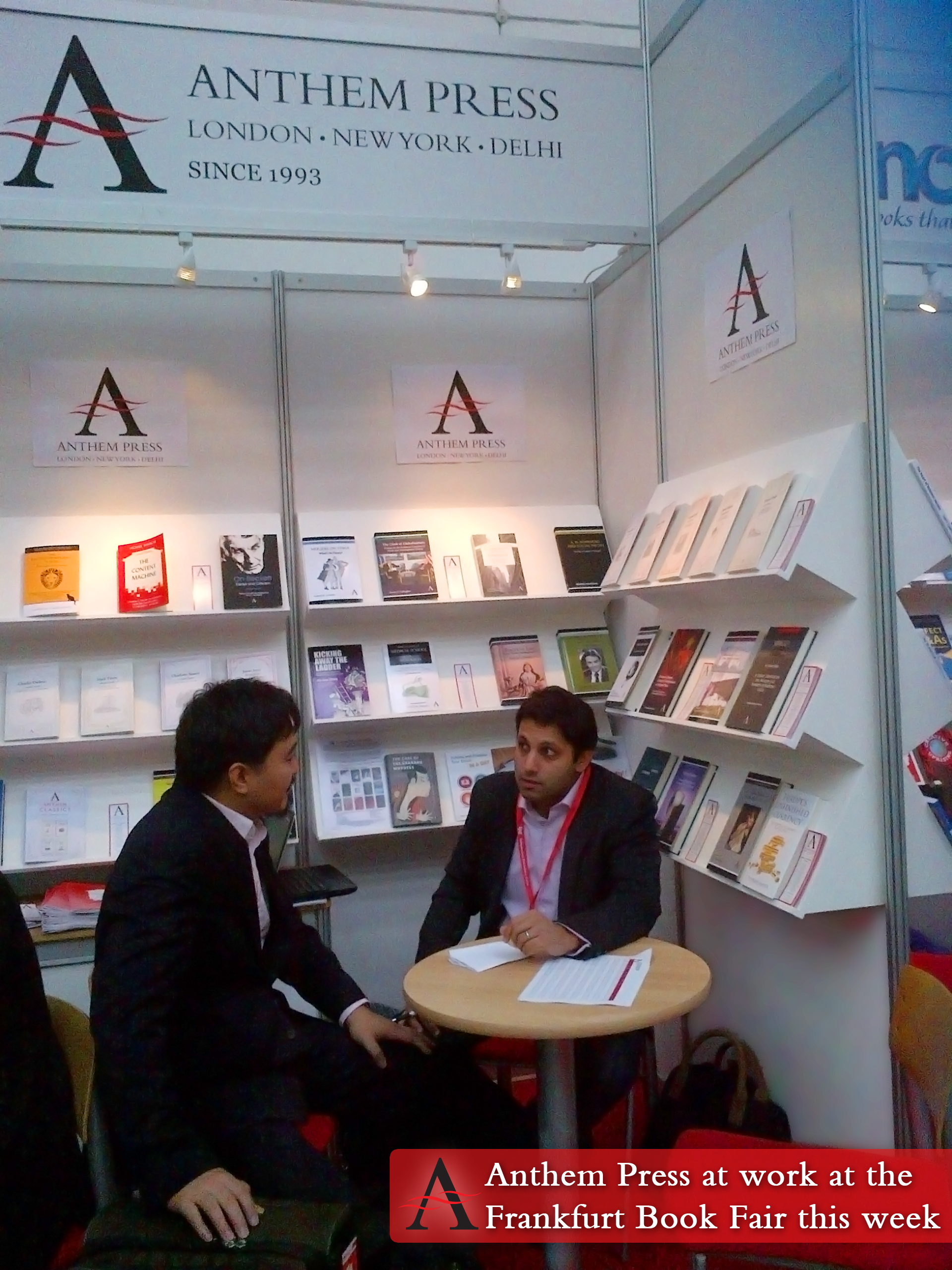 anthem press years in publishing new international anthem at frankfurt2