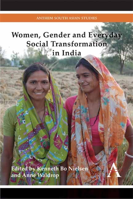 Women, Gender and Everyday Transformation in India