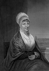 Portrait of Elizabeth Fry
