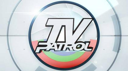 The logo of TV Patrol in the Philippines